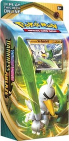 Pokemon TCG: Sword & Shield - Darkness Ablaze PCD Theme Deck - Sirfetch'd