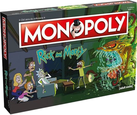 Monopoly: Rick i Morty
