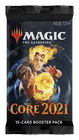 Magic The Gathering: Core Set 2021 - Booster  (3)