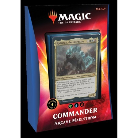 Magic: the Gathering: Arcane Maelstrom Commander Deck (1)