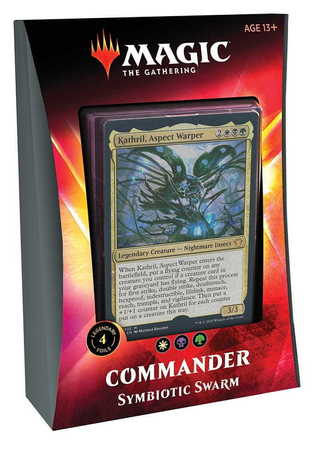 Magic: the Gathering: Symbiotic Swarm Commander Deck (1)