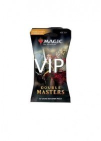 Magic The Gathering: Double Masters Booster VIP (1)