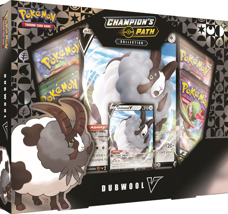 Pokemon TCG: 3.5 Champion's Path Dubwoll V Box September (1)