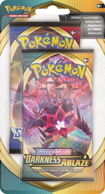 Pokemon TCG: Sword & Shield - Darkness Ablaze 2w1 Blister (Box 12 szt.)