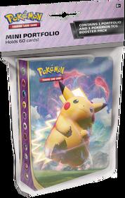 Pokemon TCG: Vivid Voltage - Album Mini na 60 kart + booster