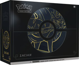 Pokemon TCG: Vivid Voltage - Elite Trainer Box Plus - Zacian