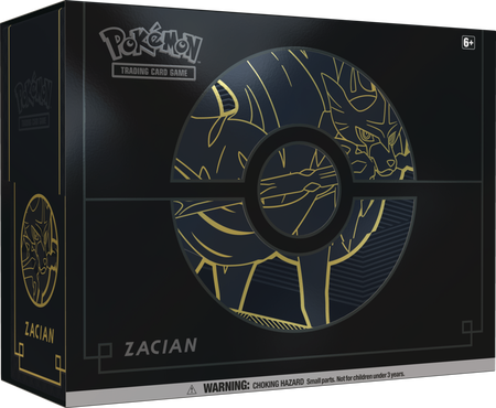 Pokemon TCG: Vivid Voltage - Elite Trainer Box Plus - Zacian (1)