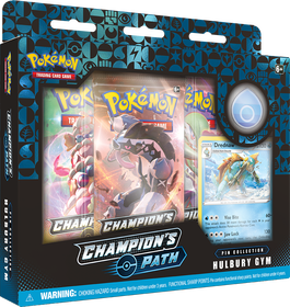 Pokemon TCG: 3.5 Champion's Path - Halbury Gym