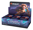 Magic: The Gathering: Commander Legends - Booster (4)