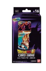 Dragon Ball Super Card Game - Ultimate Deck