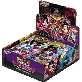 Dragon Ball Super Card Game - Vermilion Bloodline Booster Box (BT-11)