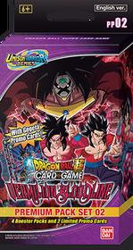 Dragon Ball Super Card Game - Vermilion Bloodline Premium Pack (BT-11)