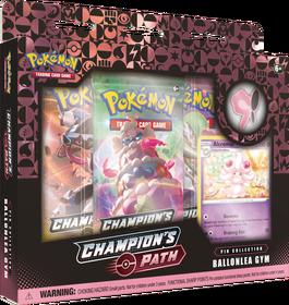Pokemon TCG: 3.5 Champion's Path - Ballonlea Gym
