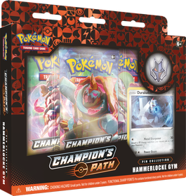 Pokemon TCG: 3.5 Champion's Path - Hammerlocke Gym