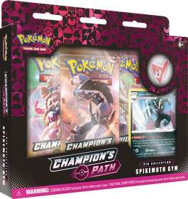 Pokemon TCG: 3.5 Champion's Path - Spikemuth Gym