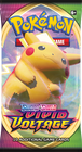 Pokemon TCG: Sword and Shield Vivid Voltage Booster  (4)