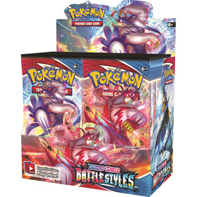 Pokemon TCG: Battle Styles Booster Box (36 sztuk)