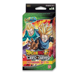 Dragon Ball Super Card Game Expansion Set BE14