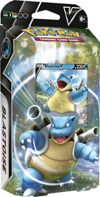 Pokémon TCG: SWSH 05 February V Battle Deck - Blastoise