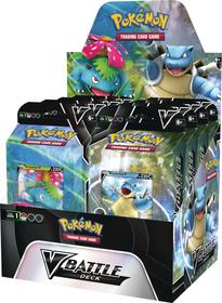 Pokémon TCG: SWSH 05 February V Battle Deck - Venusaur