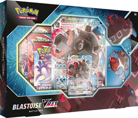 Pokemon TCG: Blastoise V Max Battle Box