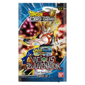 Booster 12 Unison Warrior Series Set 3 - Vicious Rejuvenation