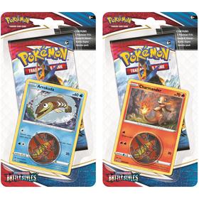 Pokemon TCG: Battle Styles - Checklane Blister (16)