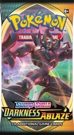Pokemon TCG: Sword & Shield - Darkness Ablaze Booster