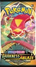 Pokemon TCG: Sword & Shield - Darkness Ablaze Booster  (3)