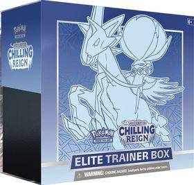 Pokémon TCG: Sword & Shield - Chilling Reign - Elite Trainer Box