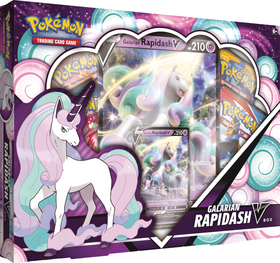 Pokemon TCG: SWSH 06 V Box May - Rapidash