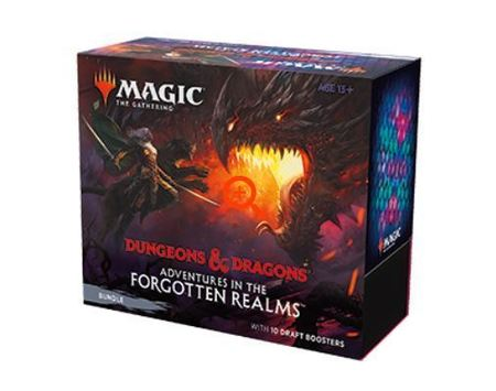 Magic The Gathering: Adventures In The Forgotten Realms Bundle (1)