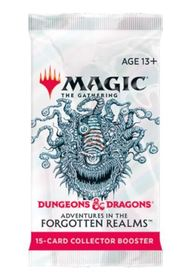 Magic The Gathering -  Adventures In The Forgotten Realms Collector Booster