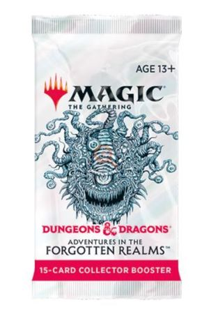 Magic The Gathering -  Adventures In The Forgotten Realms Collector Booster (1)