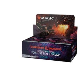 Magic The Gathering - Adentures In The Forgotten Realms Draft Booster Box