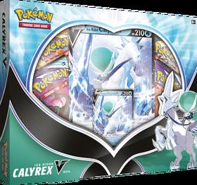 Pokémon TCG: V Box August'21 - Ice Rider Calyrex