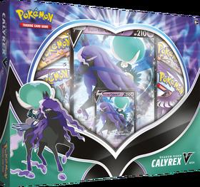 Pokémon TCG: V Box August'21 -  Shadow Rider Calyrex