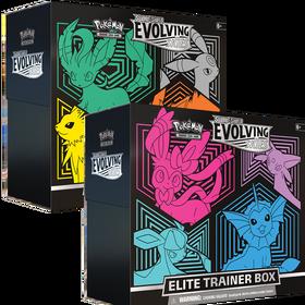 Pokémon TCG: Evolving Skies ETB Elite Trainer Box