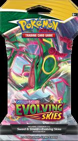 Pokémon TCG: Evolving Skies Sleeved Booster