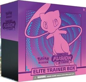 Pokémon TCG: Sword & Shield - Fusion Strike - Elite Trainer Box