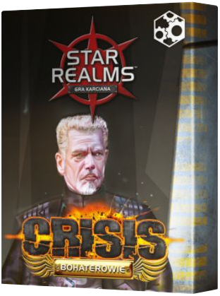 Star Realms: Crisis - Bohaterowie (1)