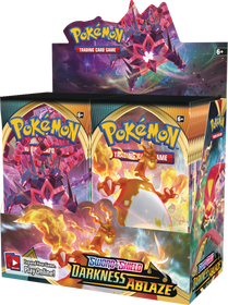 Pokemon TCG: Sword & Shield - Darkness Ablaze Booster Box (36 sztuk)